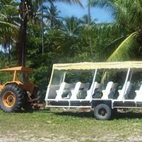 trator-com-jardineira-na-ilha-de-boipeba