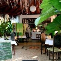 Pousada Santa Clara & Boipeba, Bahia  restaurant menu (www hiddenpousadasbrazil com)